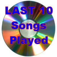 irCountry Radio - View the Last 10 Songs Played - CLICK HERE