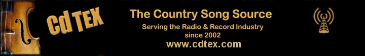 CDTex - The Country Song Source